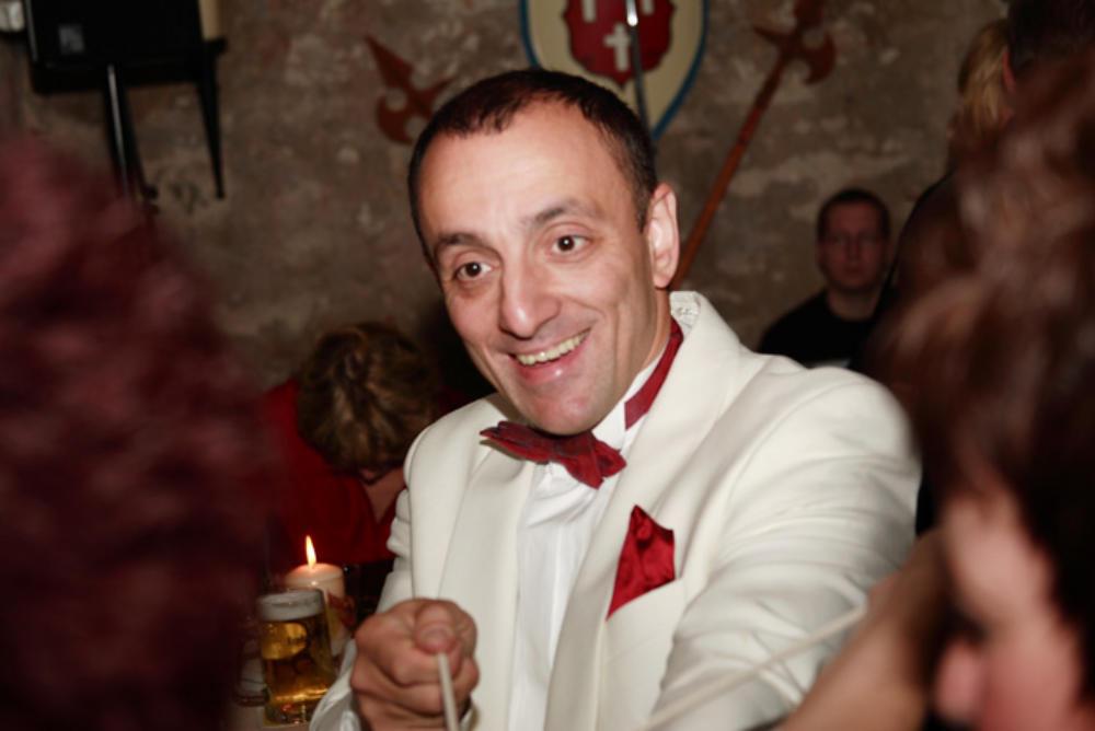 Erleben Sie den Paderborner Zauberer live auf Ihrer Hochzeit oder Firmenfeier